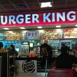 Photo taken at Burger King by Monsieur on 2/18/2012