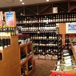 Photo taken at Calvert Woodley Fine Wines & Spirits by Gwynne K. on 4/7/2012