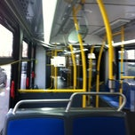 Photo taken at MTA MaBSTOA Bus - M14A / M21 / M22 At Grand Street / FDR Drive by Mary B. on 2/19/2012
