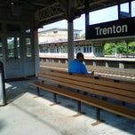 Photo taken at NJT - Trenton Transit Center (NEC) by Adrienne B. on 7/19/2011