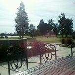 Photo taken at Valley Hi Country Club by Carol W. on 1/7/2012