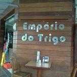 Photo taken at Empório do Trigo by Salvador B. on 12/7/2011