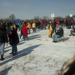 Photo taken at hart park Walker Rally by Bob K. on 1/21/2012