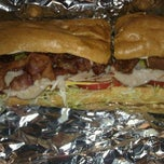 Photo taken at Granite's Famous Cheesesteaks & Wings by Morbidelidy . on 2/26/2012