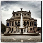 Photo taken at Alte Oper by Robert R. on 4/27/2012