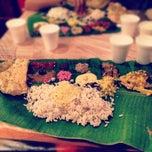Photo taken at Utsav Family Restaurant by Hameed Y. on 8/29/2012