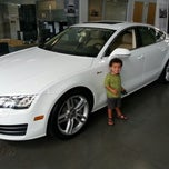 Photo taken at Classic Audi by Clinton™ on 8/2/2012