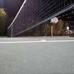 Photo taken at Woolworths HQ Tennis Courts by Lyon N. on 9/21/2011