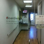 Photo taken at Boardwalk Diagnostics Center by Brandie C. on 9/20/2011