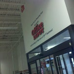 Photo taken at Office Depot by Edward M. on 9/4/2011