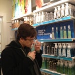 Photo taken at Bath & Body Works by Ben P. on 2/14/2012