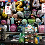 Photo taken at Party City by Heather H. on 2/18/2012