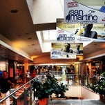 Photo taken at Centro Commerciale San Martino 2 by Daniele M. on 8/7/2012