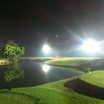 Photo taken at Summit Windmill Golf Club by Wittaya W. on 2/2/2011