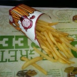 Photo taken at Burger King by Stephen S. on 9/21/2011