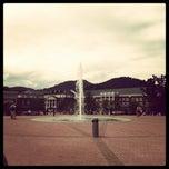 Photo taken at Western Carolina University by Becca on 8/29/2012