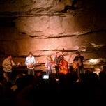 Photo taken at Cumberland Caverns by Ashley J. on 8/11/2012
