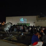 Photo taken at The Amphitheater (MSC) by University of South Florida on 10/5/2011