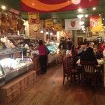 Photo taken at Mandola's Italian Market by Lisa M. on 9/2/2012