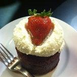 Photo taken at Red Velvet Cafe by AtomicApril on 11/20/2011