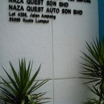 Photo taken at Naza Quest Sdn Bhd (Naza Group of Companies) by Azreen K. on 8/22/2011