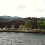 Photo taken at Fort William Henry by Maria C. on 8/19/2011