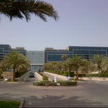 Photo taken at Fairmont Bab Al Bahr Hotel Abu Dhabi by Brian d. on 3/31/2012