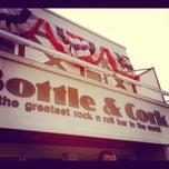 Photo taken at Bottle & Cork by Stewi D. on 9/1/2012