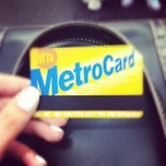 Photo taken at MTA J Train Shuttle by Michelle B. on 8/17/2012