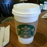 Photo taken at Starbucks by Elizabeth R. on 4/5/2012