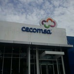Photo taken at CECOMSA by tranced on 8/9/2012