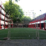 Photo taken at Iskandharu School by Ahumed x. on 9/8/2012