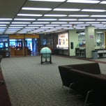 Photo taken at AU – Bender Library by Clara A. on 9/22/2011