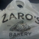 Photo taken at Zaro's Bread Basket by Corey T. on 3/14/2012