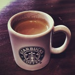 Photo taken at Starbucks Coffee by solo s. on 10/23/2011