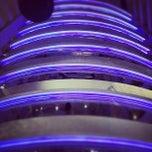 Photo taken at Radisson Blu Gautrain Hotel by Neil S. on 9/11/2012