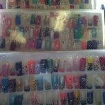 Photo taken at For Your Nails Only by Sarey M. on 3/10/2012