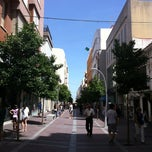 Photo taken at Calle Ancha by Sergio R. on 6/29/2012