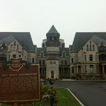 Photo taken at Mansfield Reformatory by Jeff S. on 9/5/2011
