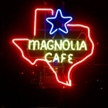 Photo taken at Magnolia Cafe by David V. on 9/19/2011