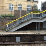 Photo taken at Rectory Road Railway Station (REC) by Lotanna on 7/10/2012