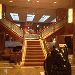 Photo taken at The Kitano New York Hotel by Whitney H. on 6/21/2012