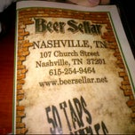 Photo taken at Beer Sellar by Mitch M. on 12/5/2011