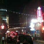 Photo taken at Greektown Historic District by Bayard S. on 10/8/2011