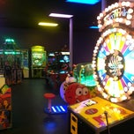 Photo taken at Peter Piper Pizza by Brian R. on 7/9/2012