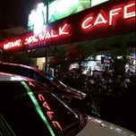 Photo taken at Bintang Sidewalk Cafe by Ahmad N. on 3/3/2012