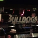 Photo taken at Bulldogs Bar by Lymon B. on 2/11/2012