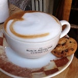 Photo taken at The Black Medicine Coffee Co. by Bruce R. on 5/12/2011