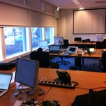 Photo taken at Logica Ballast Nedam by René on 2/21/2012