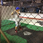 Photo taken at Greensboro Batting Center by Randall A. on 9/13/2012